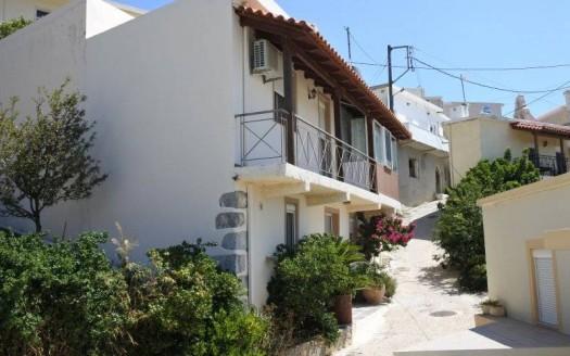 Vieille maison crétoise rénovée à Sellia