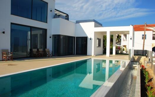 Superbe villa moderne à Plaka, La Canée