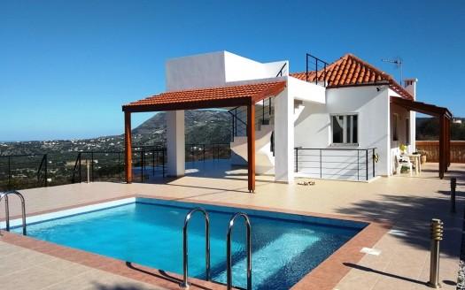 Luxueuse villa de 197m2 à Vamos