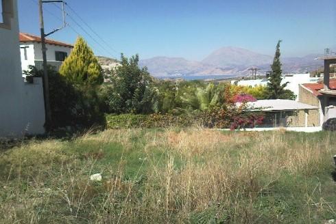 Terrain de 511.58m2 à Kamilari
