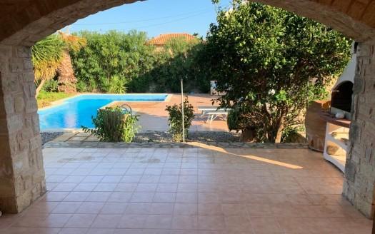 Villa avec 2 chambres à coucher, en location longue durée, à Agia Triada