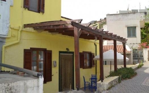 Maison de 3 chambres avec terrasses dans le village traditionnel de Nikithianos